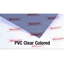 Feuille PVC Teinté - 328 mm...