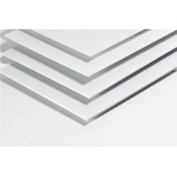 Plaques styrène blanc 328...