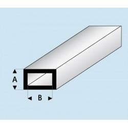 Profilé tube rectangle