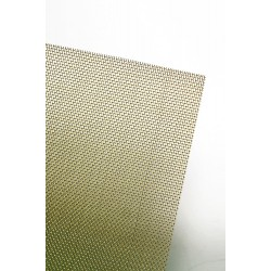 Grille Laiton - Maille 1 mm...